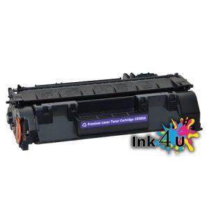 Generic HP 05A Black Toner (CE505A)