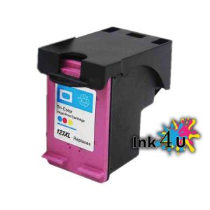 Generic HP 123XL Colour Ink Cartridge
