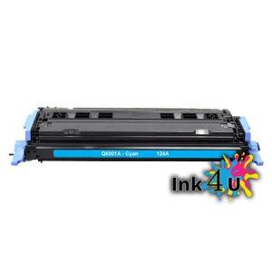 Generic-HP-Q6001A-124A-Cyan-Toner