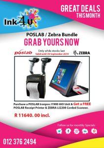 Poslab / Zebra Bundle