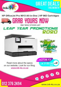 HP OfficeJet Pro 9013 All-in-One