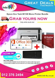 Epson-eco-tank-m1100-bundle