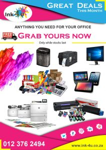We Can Assist You With All Your Office Needs.